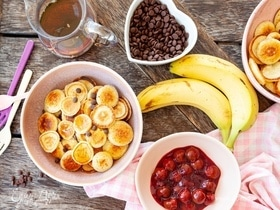 Кулинарные тренды: мини-панкейки на завтрак