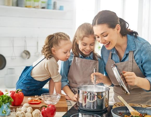 Тест: чем накормить непоседу?
