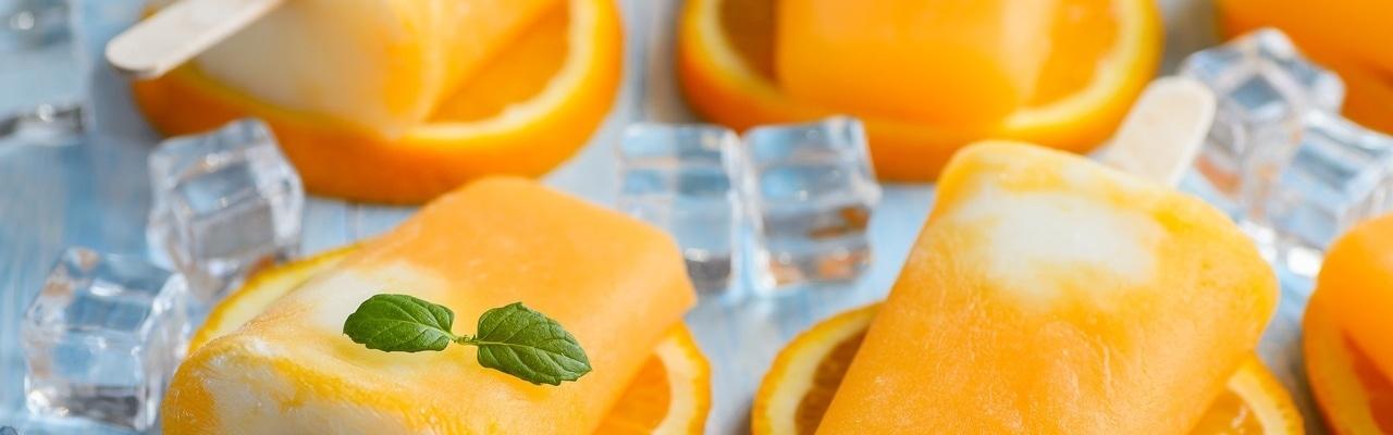 Быстрый мастер-класс: как сделать фруктовый лед