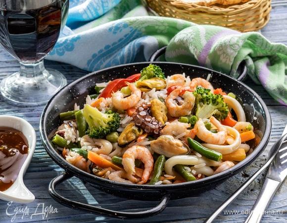 Рыба и морепродукты в осеннем рационе: полезные блюда на каждый день