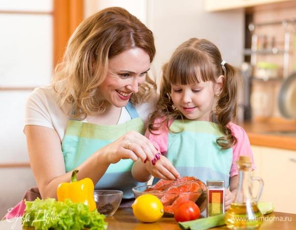 Готовим рыбу и морепродукты для детей: рецепты и лайфхаки