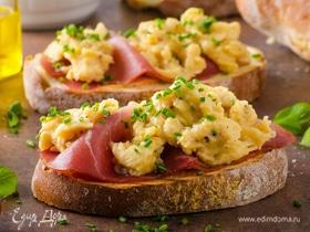 Завтрак с редакцией: скрэмбл или яичница-болтунья