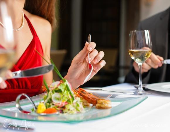 Тест: разбираетесь ли вы в столовых приборах?
