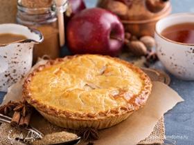 Американский яблочный пирог: готовим по классическому рецепту