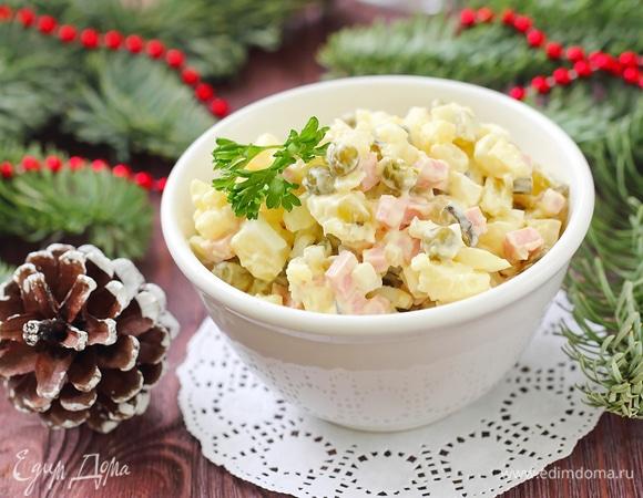 Тест: 7 вопросов о главном новогоднем салате