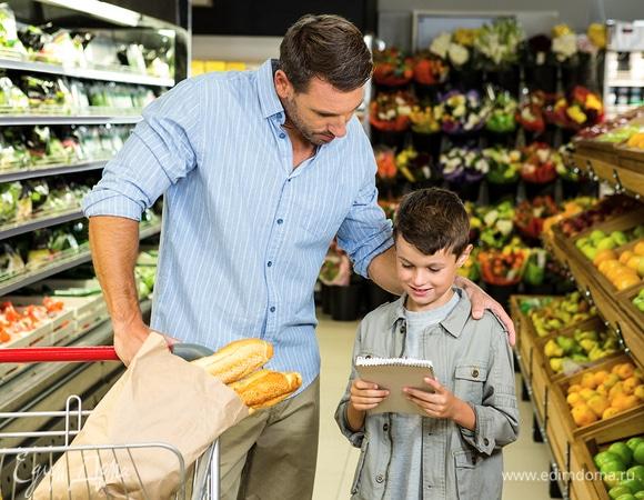 Меню на неделю: как правильно составить список продуктов