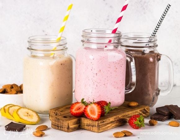 10 ярких молочных коктейлей с мороженым для поднятия духа и настроения