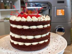 Научи меня печь! Торт «Черный лес»