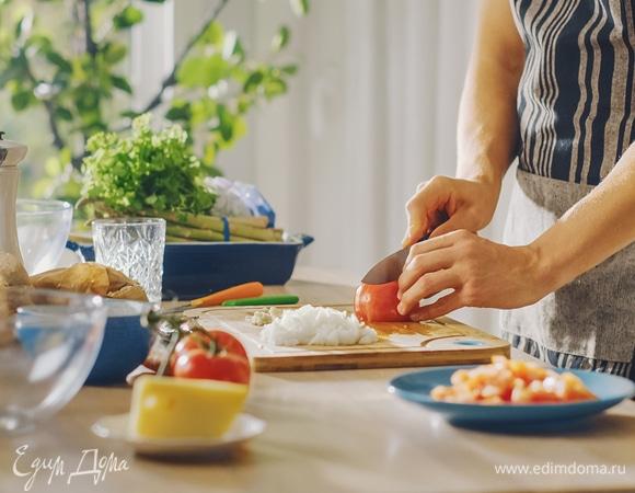 Как экономить время на кухне: 10 полезных советов