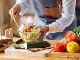 Топ-10 продуктов для здорового питания