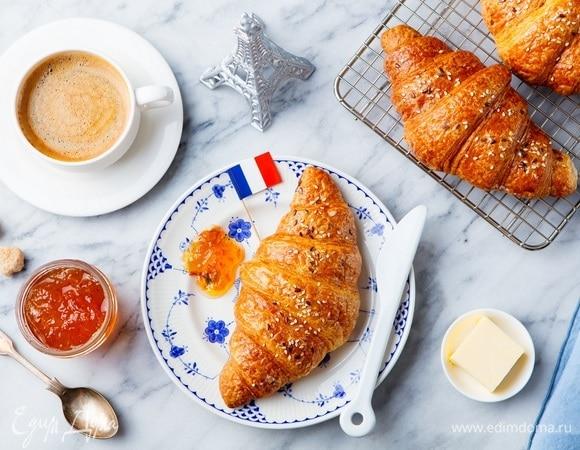 Легенда о круассане: как витиеватая выпечка стала символом Франции