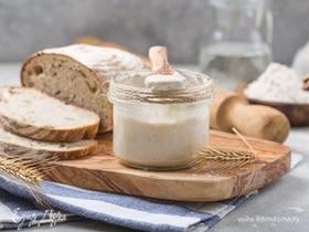 Многогранная хлебная закваска: советы по работе и выведению