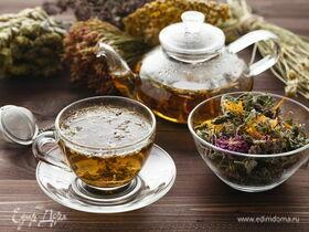 Ароматы лета: сушим на зиму травы для чая