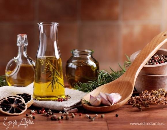 Как ароматизировать растительные масла в домашних условиях