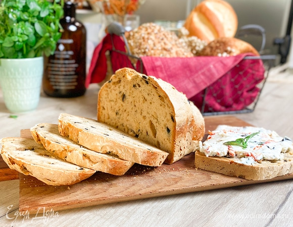 Научи меня печь! Бездрожжевой хлеб