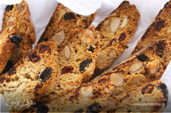 рецепт тосканского печенья