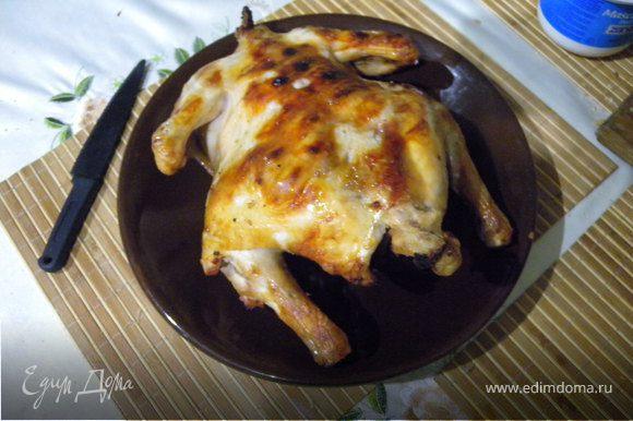 3. Курица гриль или ножки гриль. Тут как-бы без рецепта. Маринуем любимыми приправами и в Аерогриль.