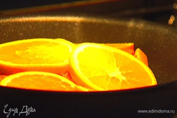 Отправить семгу под гриль на 15–20 минут.