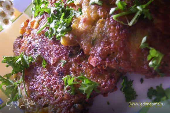 Все, блюдо готово - быстро и вкусно! Едим с соевым соусом.