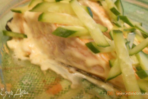 все форель готова, можно подавать с рисом или картофелем,быстро и вкусно!