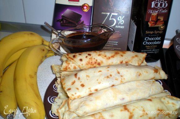 Я испекла блины по рецепту кокосовых. http://www.edimdoma.ru/recipes/35326 только вместо маргарина добавила растительное.