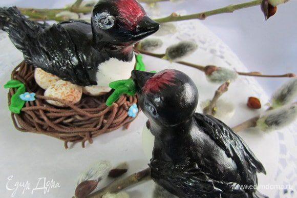 вот такие птички.)