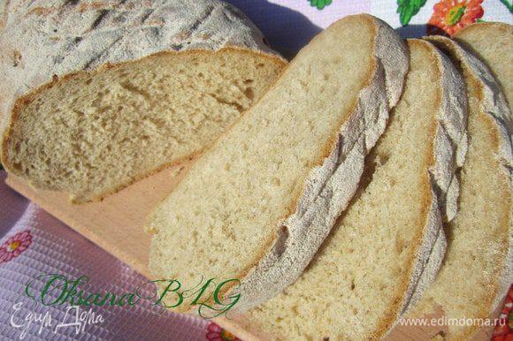 Шашлык можно подавать с домашним хлебом (http://www.edimdoma.ru/retsepty/40793-domashniy-hleb )