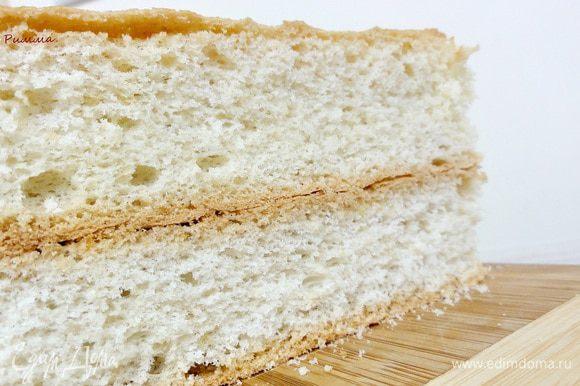 Ну теперь вы можете делать пирожные и торты)))