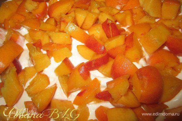 Персики.