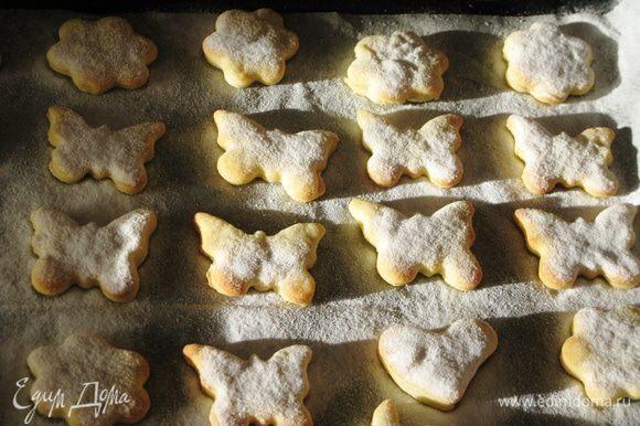 А это бонусные печенья.