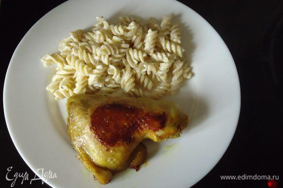 приготовление маринада для курицы