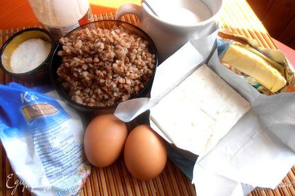Продукты... Если нет готовой каши, то рекомендуется сварить 100 г гречки в молоке...