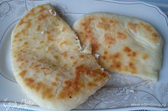 """Очень вкусно сочетается этот салатик с Индийскими лепешками """"Наан с сыром"""" (CHEESE NAAN) от Иришки burro.salvia"""