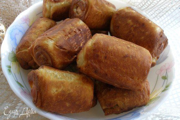 И конечно же Викуля,большущее тебе спасибо за чудесные пирожки!!!Уже трижды их готовила,очень понравились,причем всем....без исключения!!!))) http://www.edimdoma.ru/retsepty/56434-pirozhki-s-sosiskami-iz-tvorozhnogo-testa