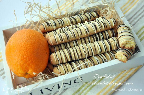 Когда шоколад застынет можно наслаждаться этим великолепным печеньем. Или уложить в красивые коробочки и преподнести в подарок. Например на Новый год, который кстати уже не за горами)) Приятного аппетита!!!!!!!!!!!!!!!!!!!!!!!