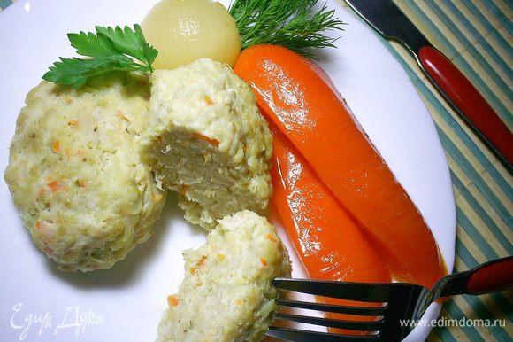Вкусно и в горячем и в холодном виде, но вкус значительно отличается. Подаем со свежими или маринованными овощами. Приятного аппетита!!!