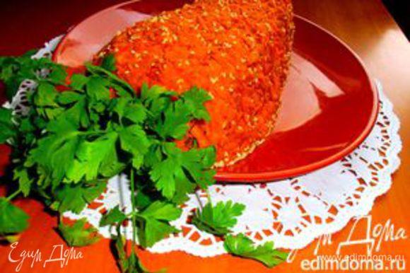 Или в виде морковки... http://www.edimdoma.ru/retsepty/45685-salat-morkovka