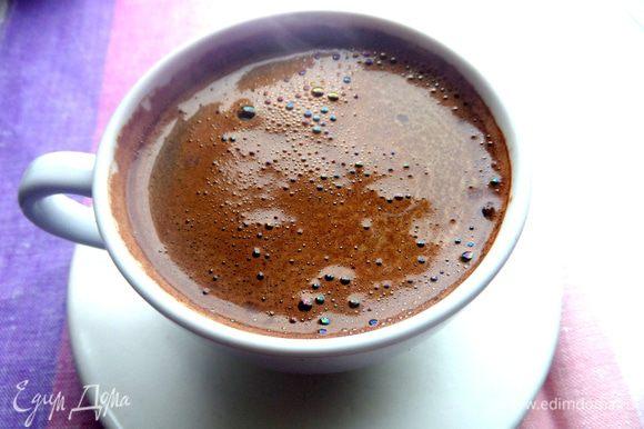 Для пропитки сварим крепкий кофе (чайная ложка на чашку воды).