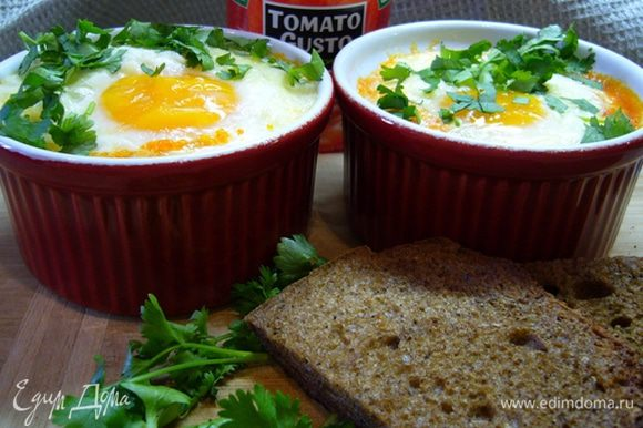 Подавать, посыпав зеленью (в моем случае – кинза, она очень хорошо гармонирует с фасолью, томатами, зирой). Очень вкусно с хлебушком от Татьяны (Солоха), это теперь мой любимый хлеб! http://www.edimdoma.ru/retsepty/63713-hleb-iz-detstva
