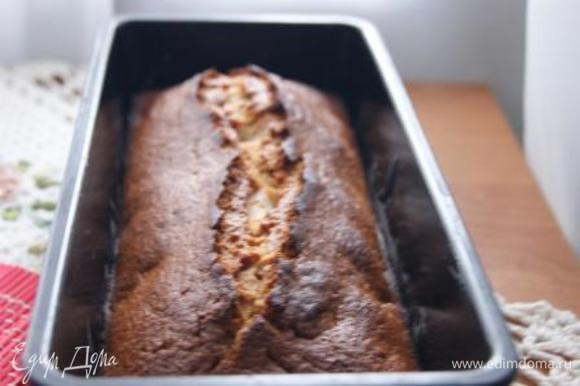 Выложить тесто в форму. выпекать при 180 гр. 35-40 минут.