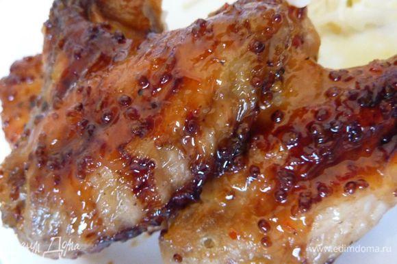 Очень вкусные крылышки по рецепту Апрель - Куриные крылышки в глазури http://www.edimdoma.ru/retsepty/67310-kurinye-krylyshki-v-glazuri Очень рекомендую!