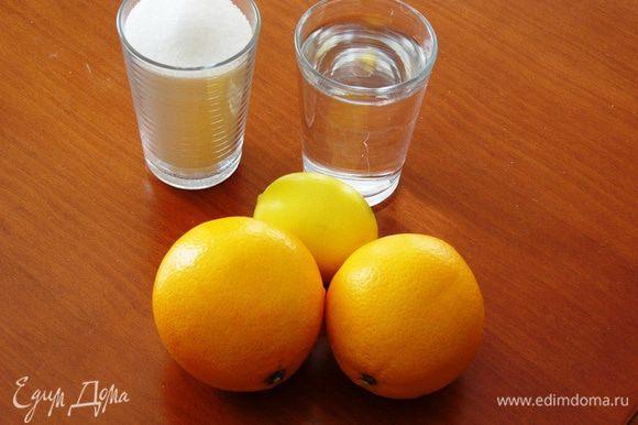 Для варенья лучше выбрать большие плоды с толстой кожей. Стакан — 200 мл.