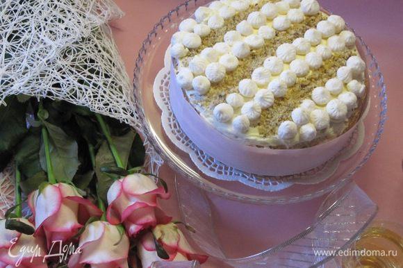А это второй торт.