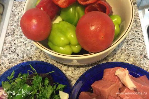 Голубцы лучше делать из свинины и говядины, но мы не очень любим жирный обед поэтому я делаю из говядины.