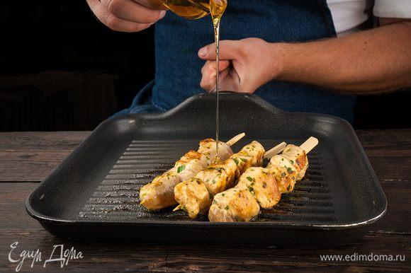 арахисовое масло курица рецепт