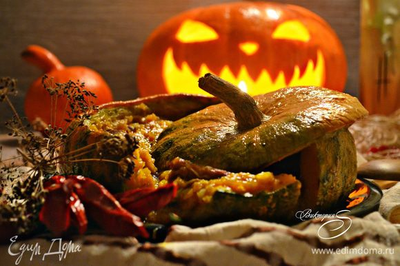 Это вкусное, полезное, питательное и согревающее блюдо как раз для такой промозглой осенней погоды, как сейчас. Приятного вам аппетита!