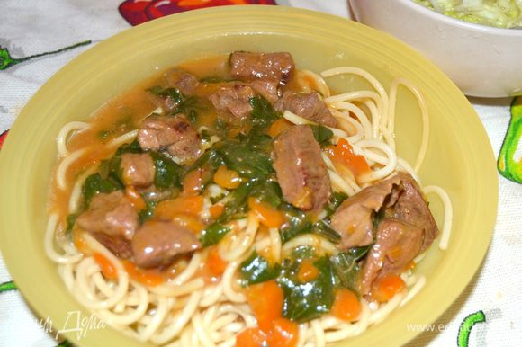 К ужину можно приготовить и легкий овощной салатик.