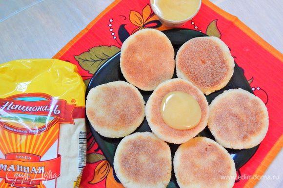 Подаем «харшу» к чаю с медом или вареньем. Приятного чаепития!