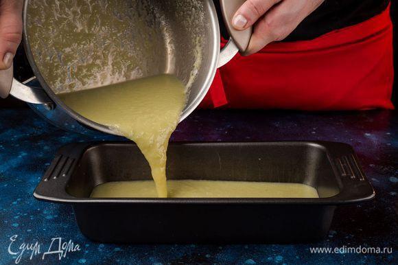 Далее перелейте полученную массу в емкость и дайте ей застыть в течение суток.