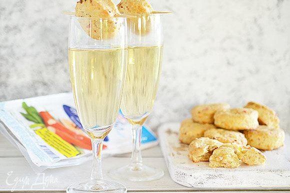 Подать к шампанскому или вину!